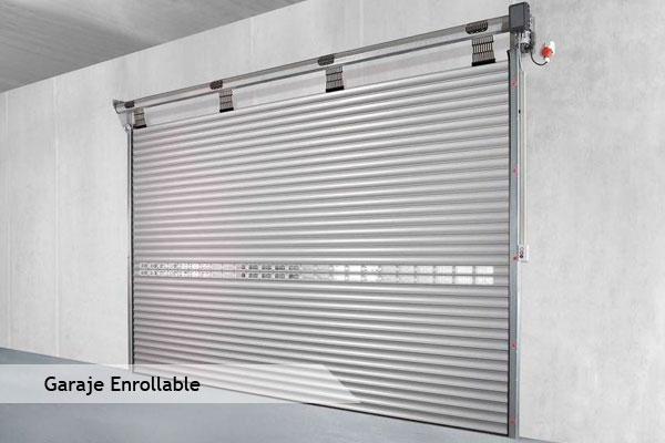 garaje-enrollable